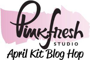 Pinkfresh Studio April Hop