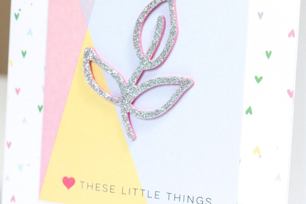 Love These Little Things Card by Taheerah Atchia