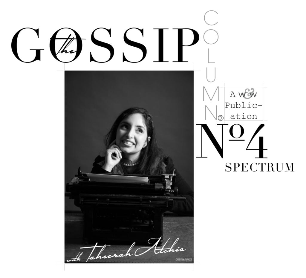 The Gossip Column - Issue 4